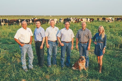 Organic Pastures Owners
