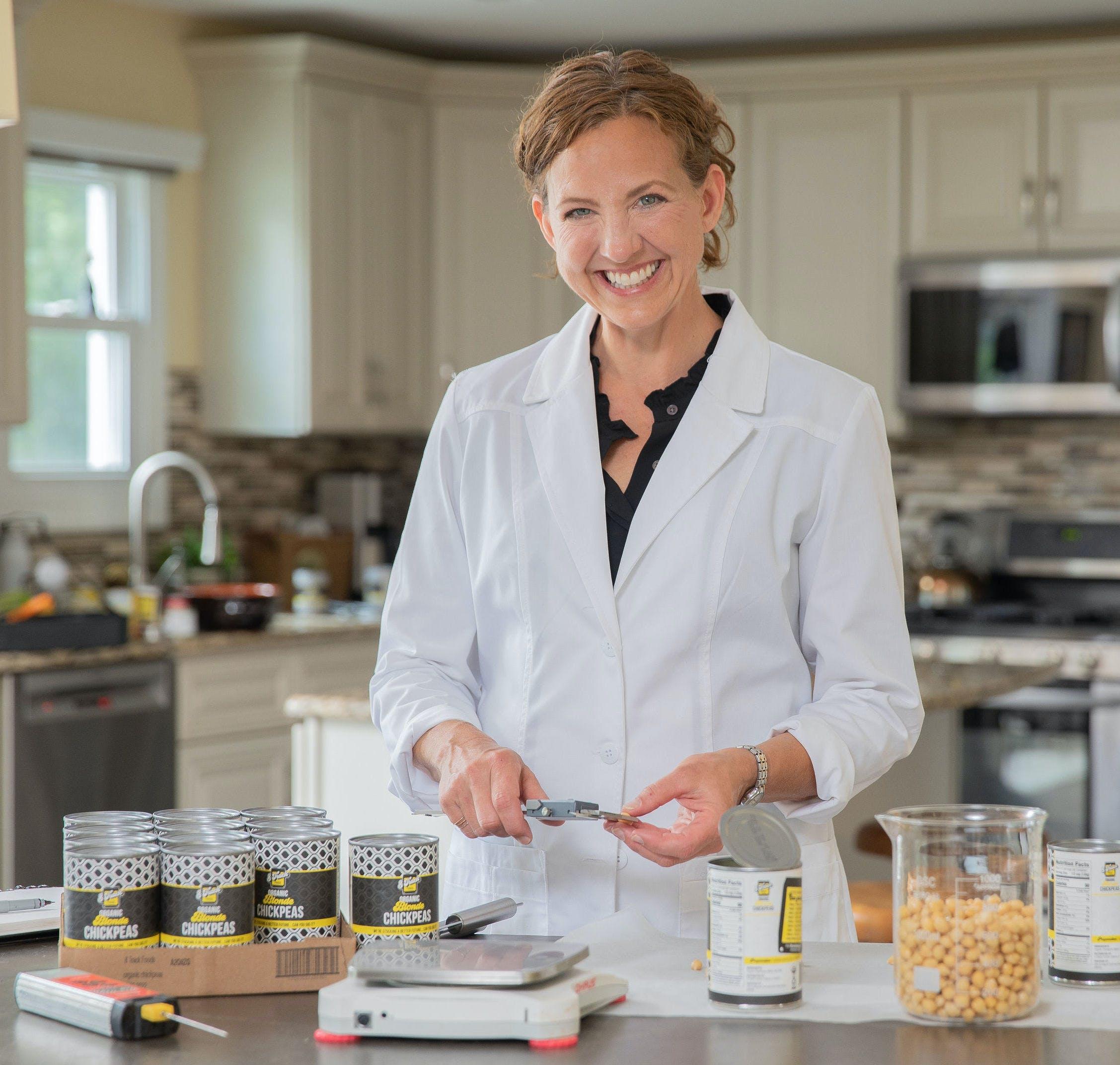 8 Track Foods Founder Maggie Sadowsky