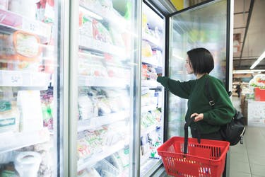 frozen food safety program