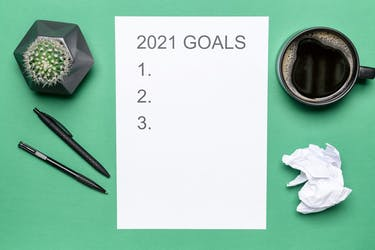 2021 Goal Strategies and Planning
