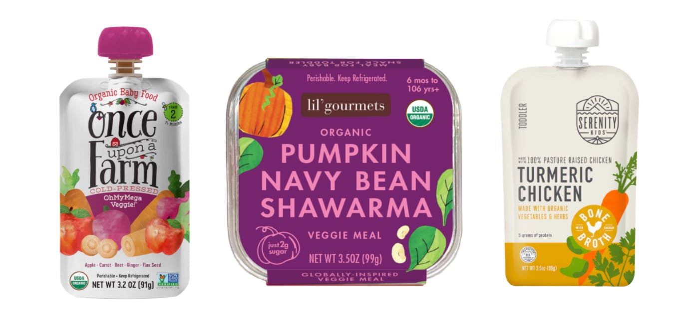 trending baby food products