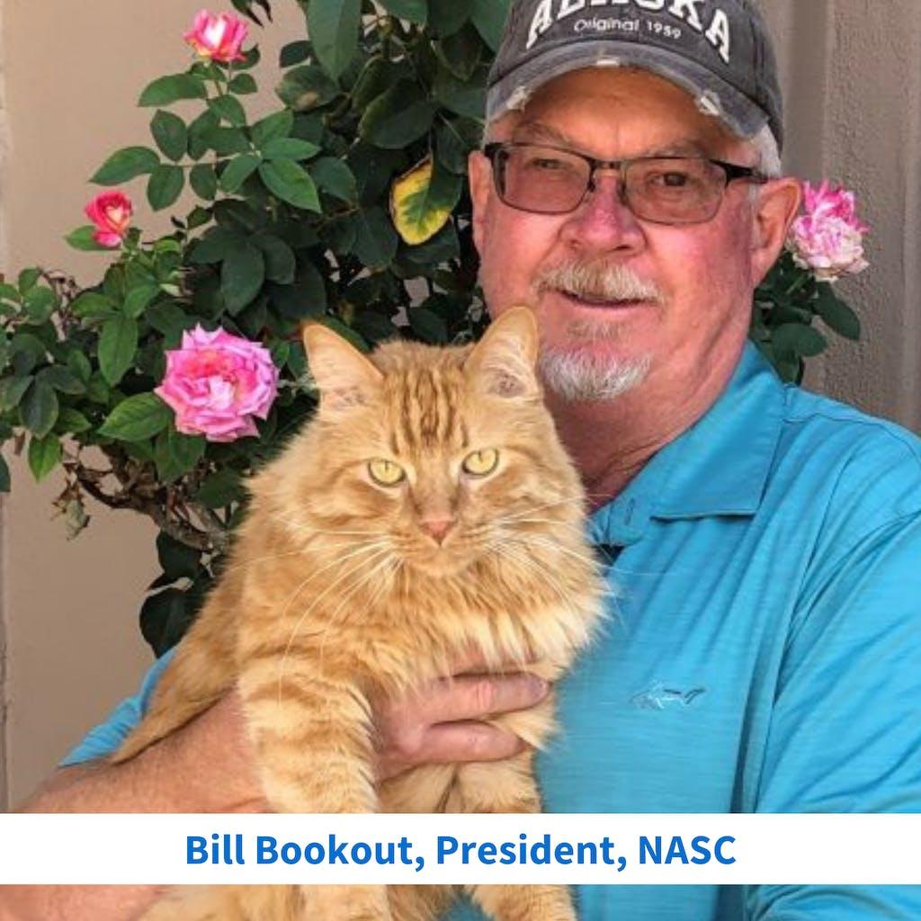 Bill Bookout, NASC President