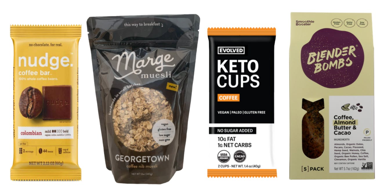 trending coffee products