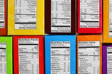 U.S. versus U.K. Food Standards