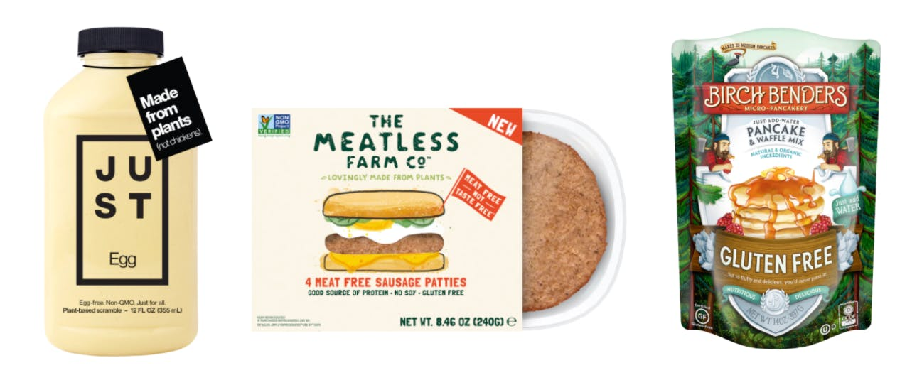 trending breakfast products