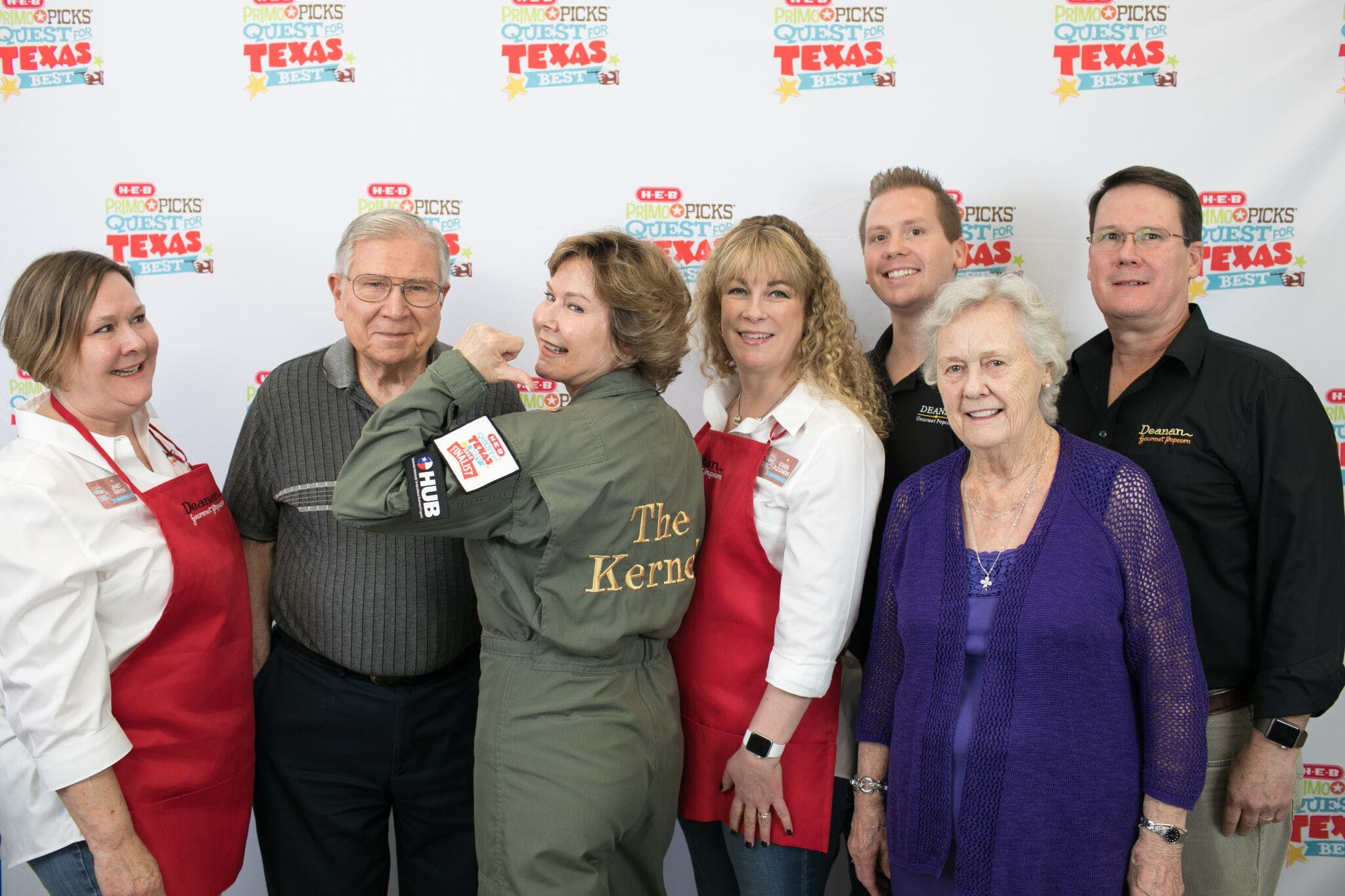 HEB Quest Family