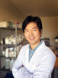 Dr. Ian Baek, PhD, CEO and Founder of ORGAID