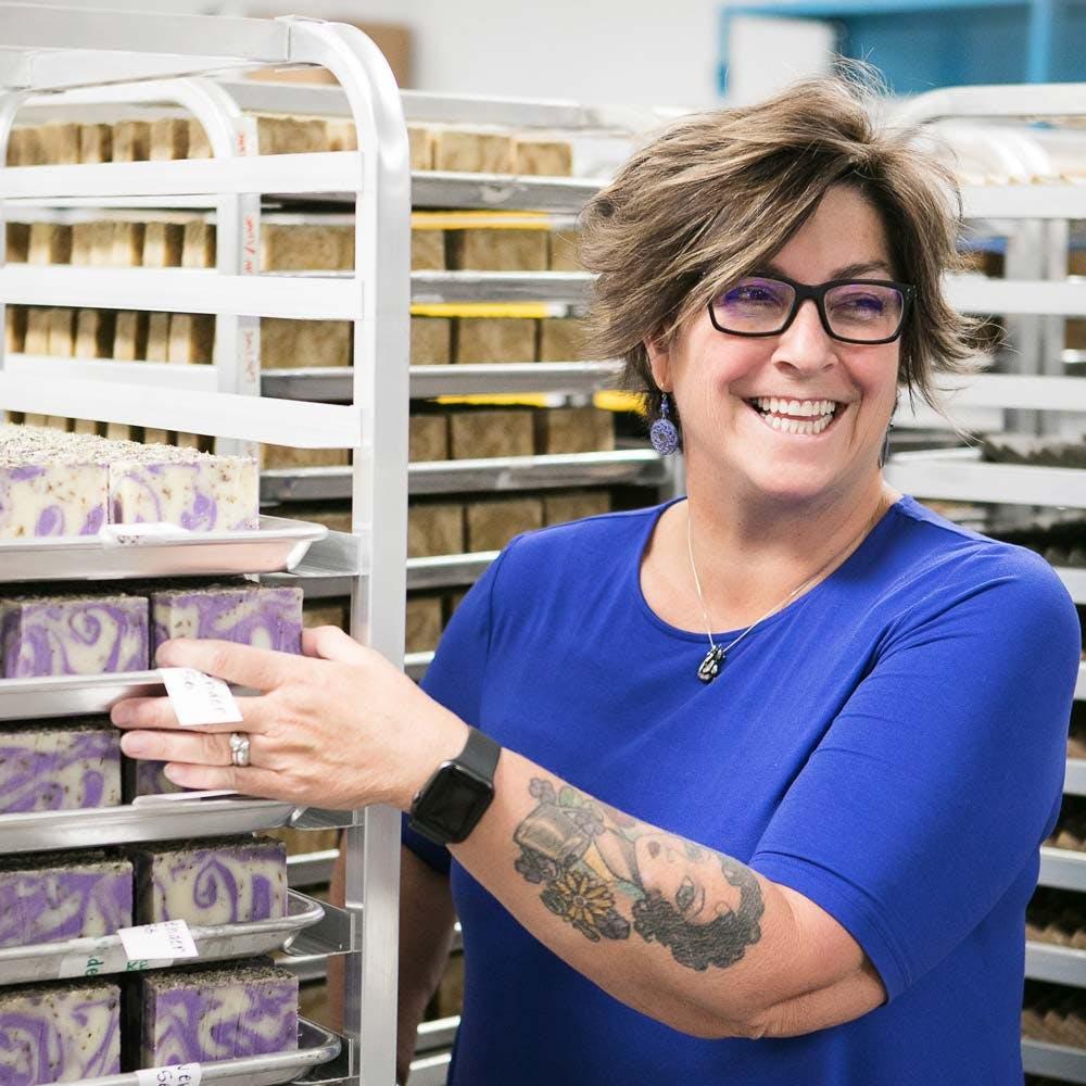 Spinster Sister Founder Kelly Perkins