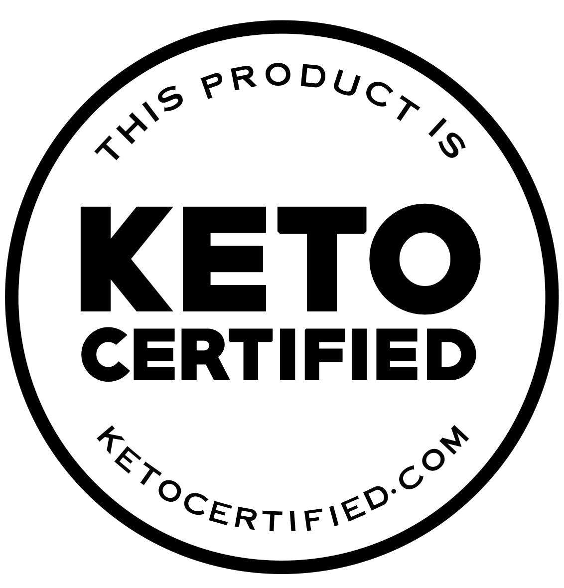 Keto certified