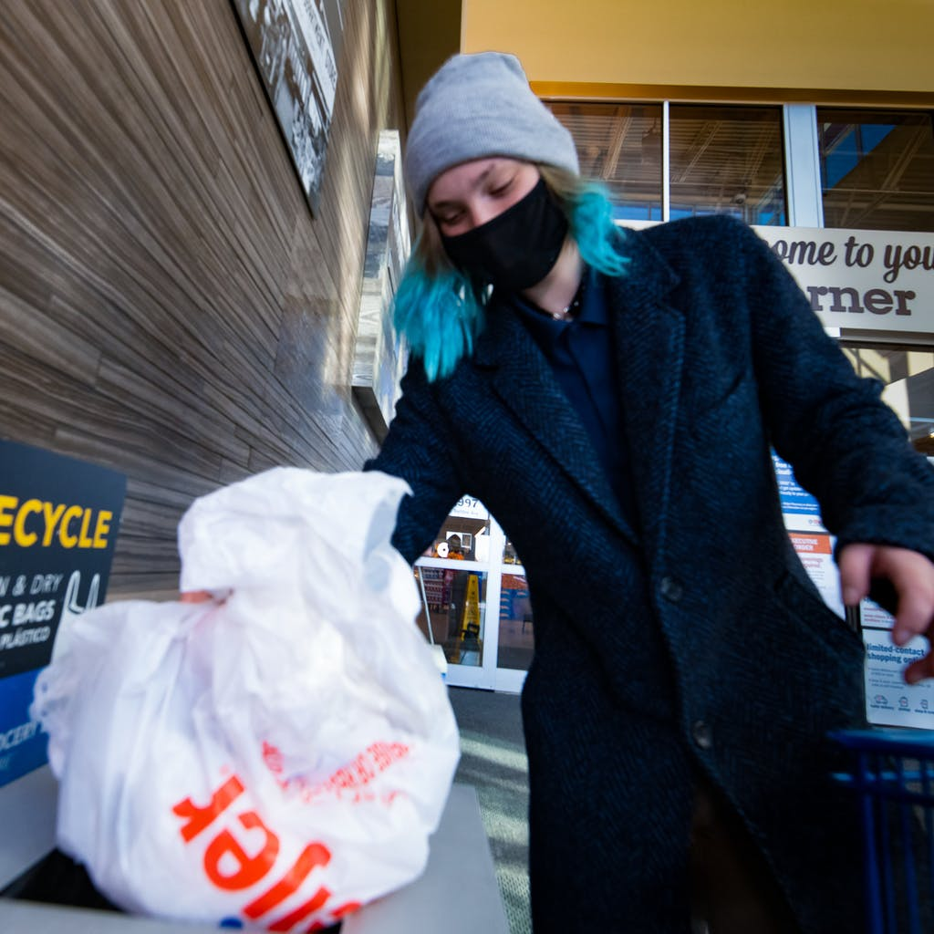 Meijer Bag Recycling