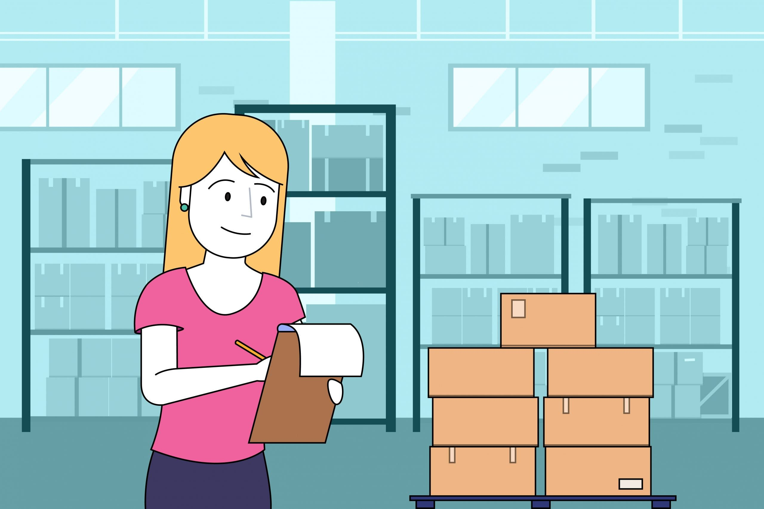 inventory management for emerging brands