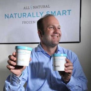 Mark Patterson, President and Founder of Naturally Smart