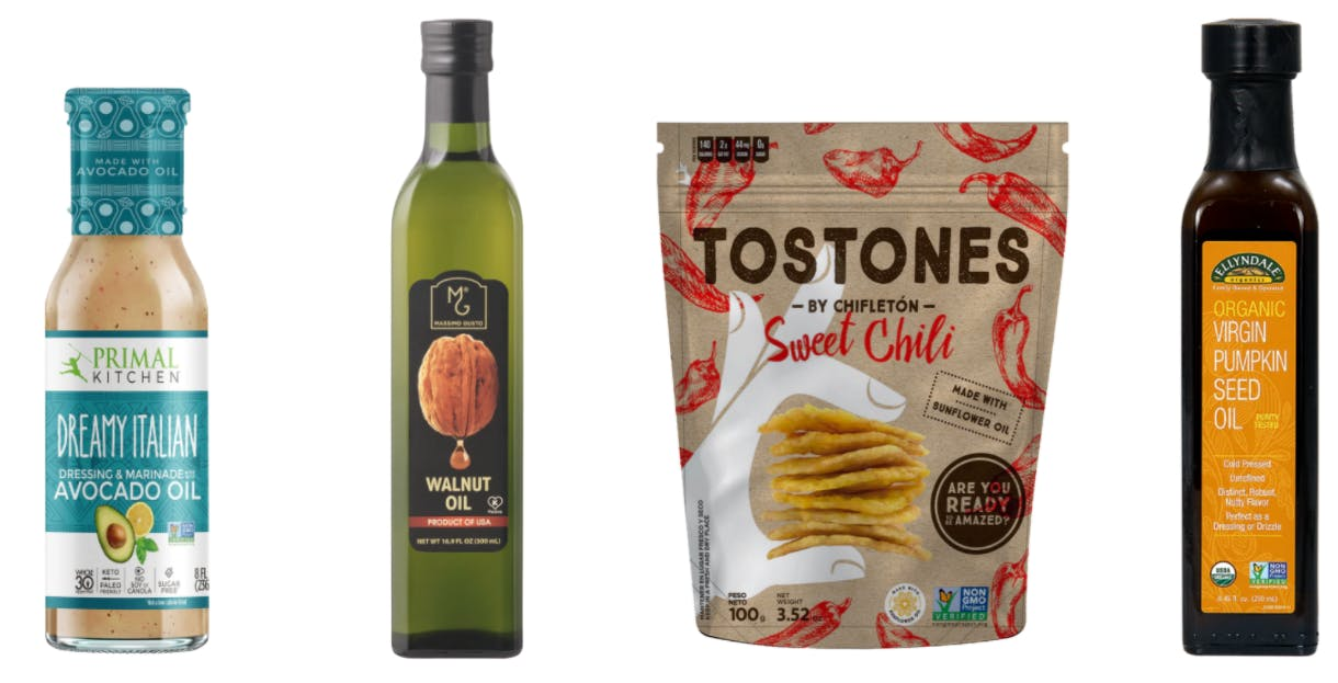 trending oil products