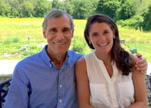 John and Julia Paino
