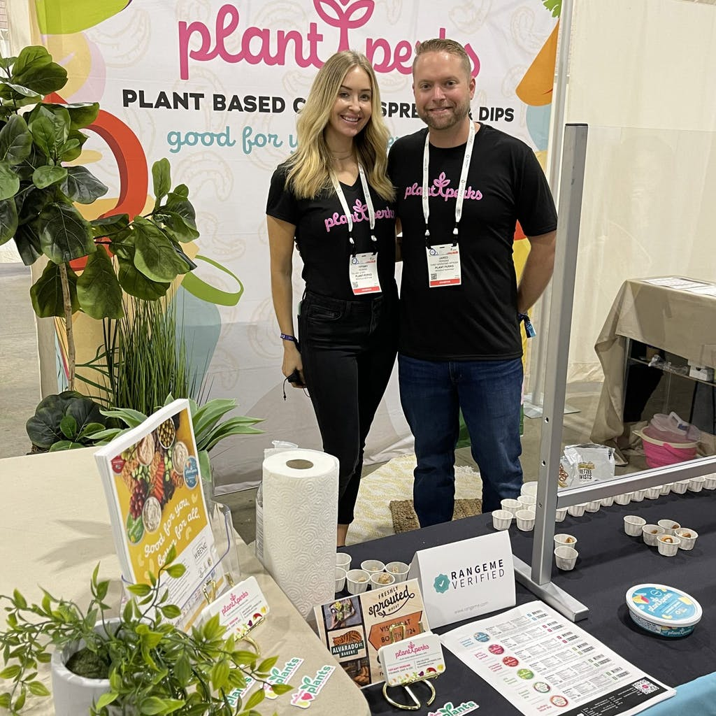 Plant Perks Booth