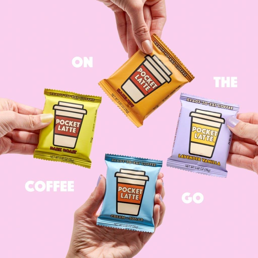 Pocket Latte Chocolate