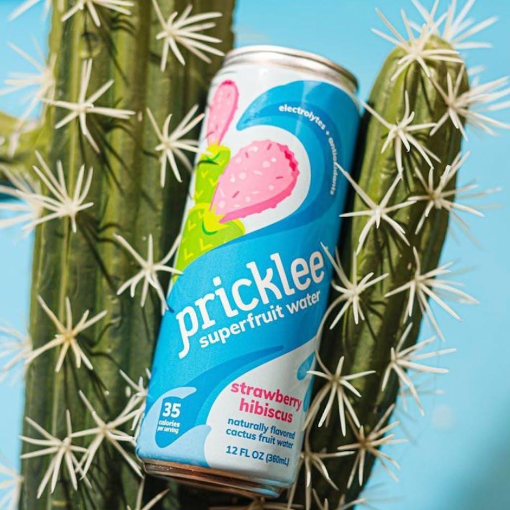 Pricklee Cactus Water
