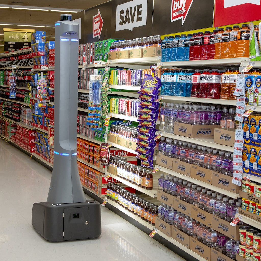 Grocery Robots