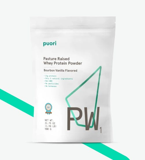 Puori protein powder