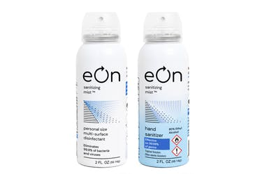 eOn Mist disinfectant spray