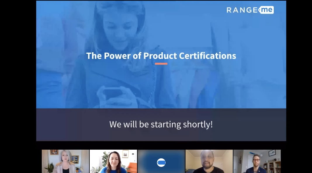 Leveraging the Power of Product Certifications Webinar
