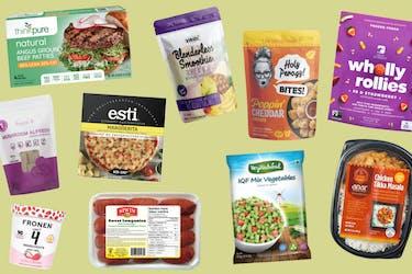 RangeMe Frozen Foods