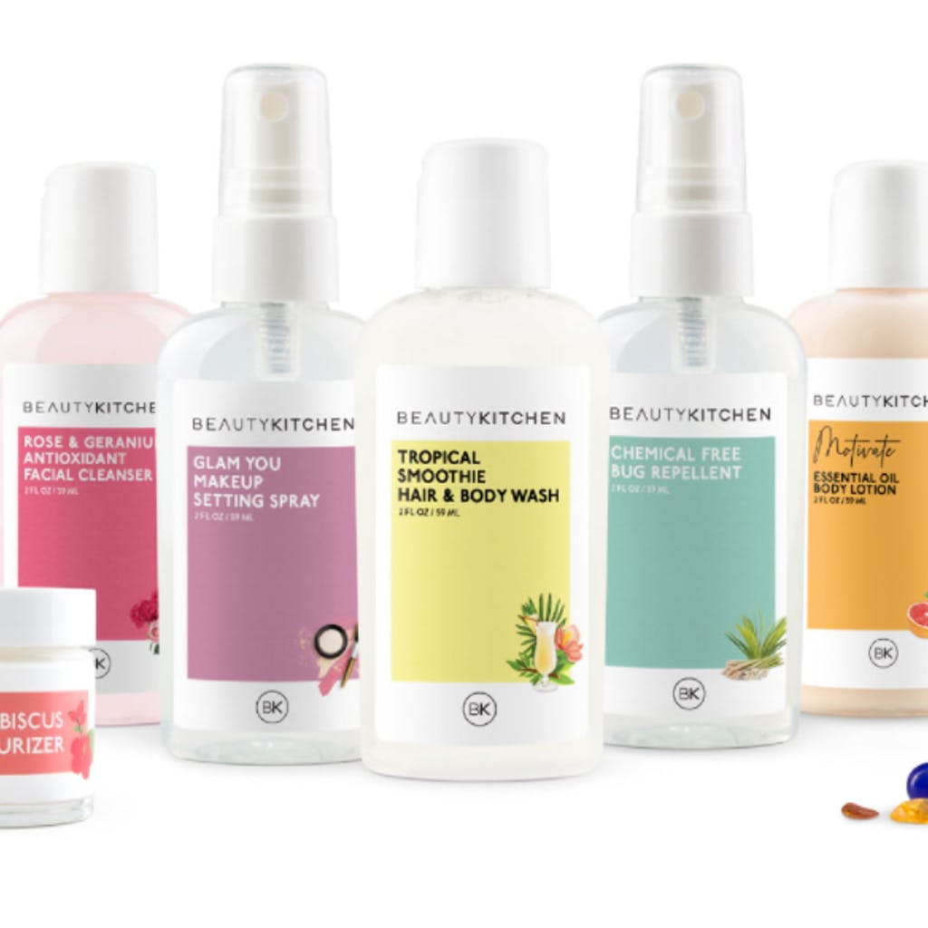 Small Beauty Brands