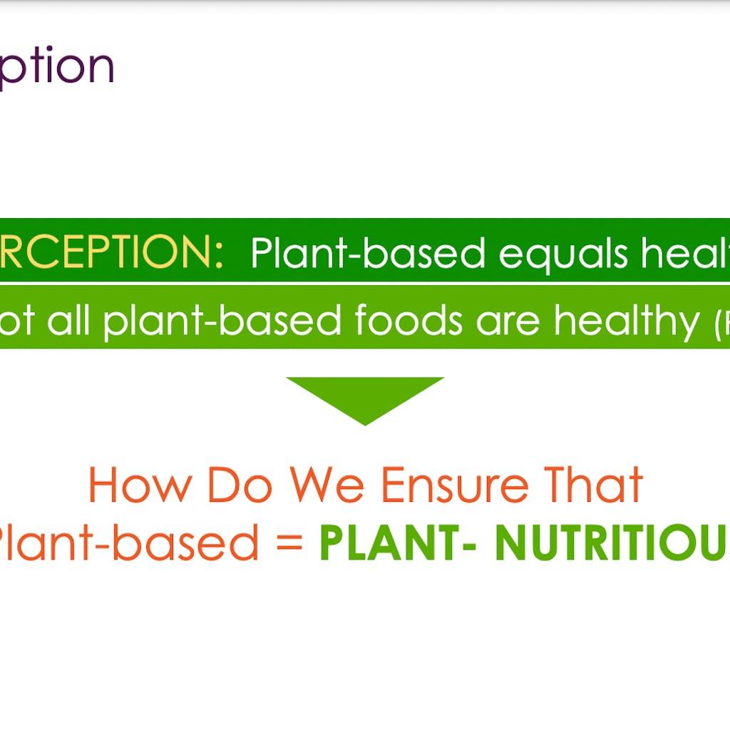 Plant-based Perception