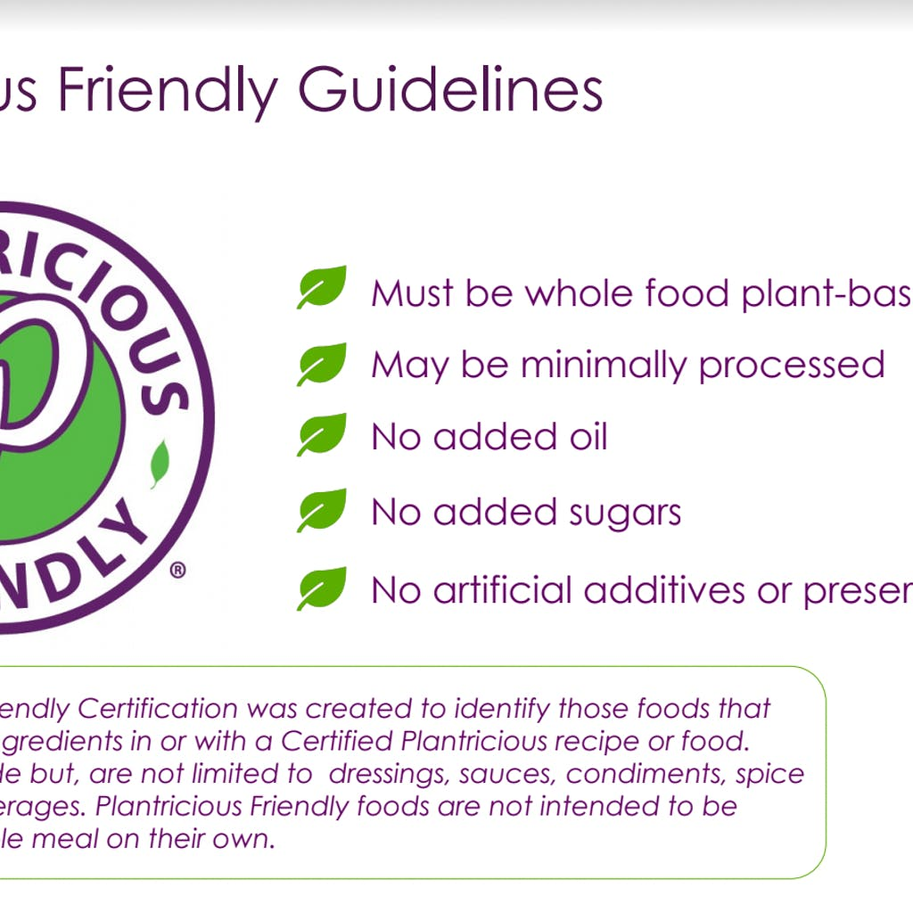 Plantricious Guidelines