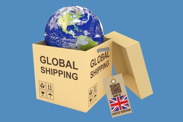 Shipping in the U.K.