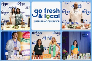Kroger Go Fresh & Local
