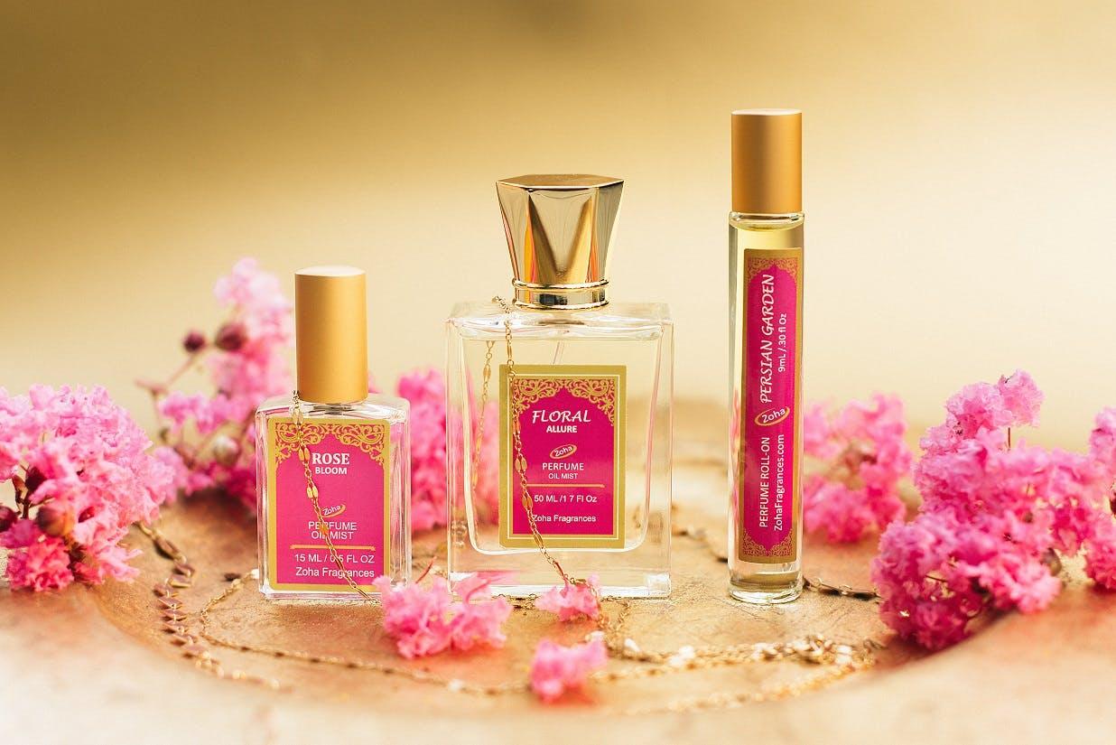 Zoha Fragrances Floral Scent