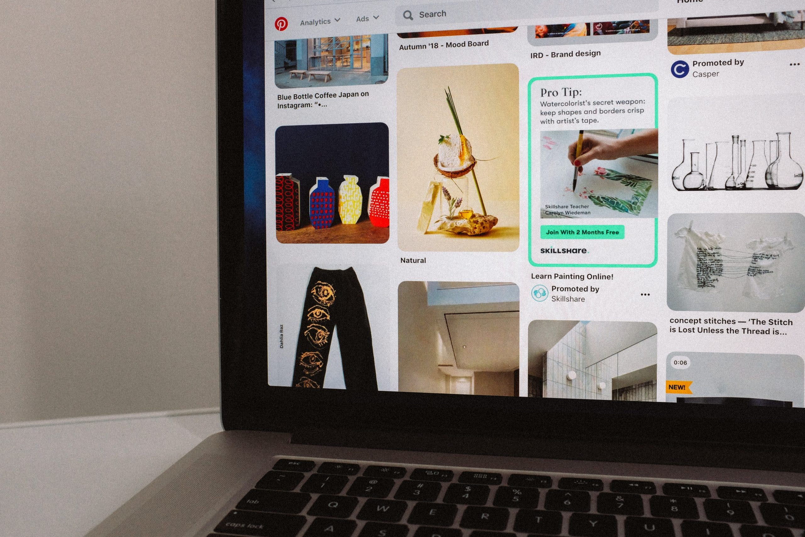 marketing my brand and products on pinterest