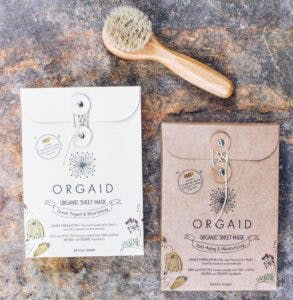 ORGAID Organic Sheet Mask
