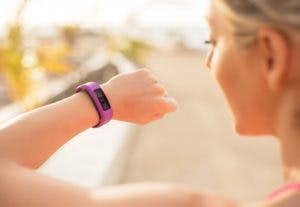 Health tracking wearble