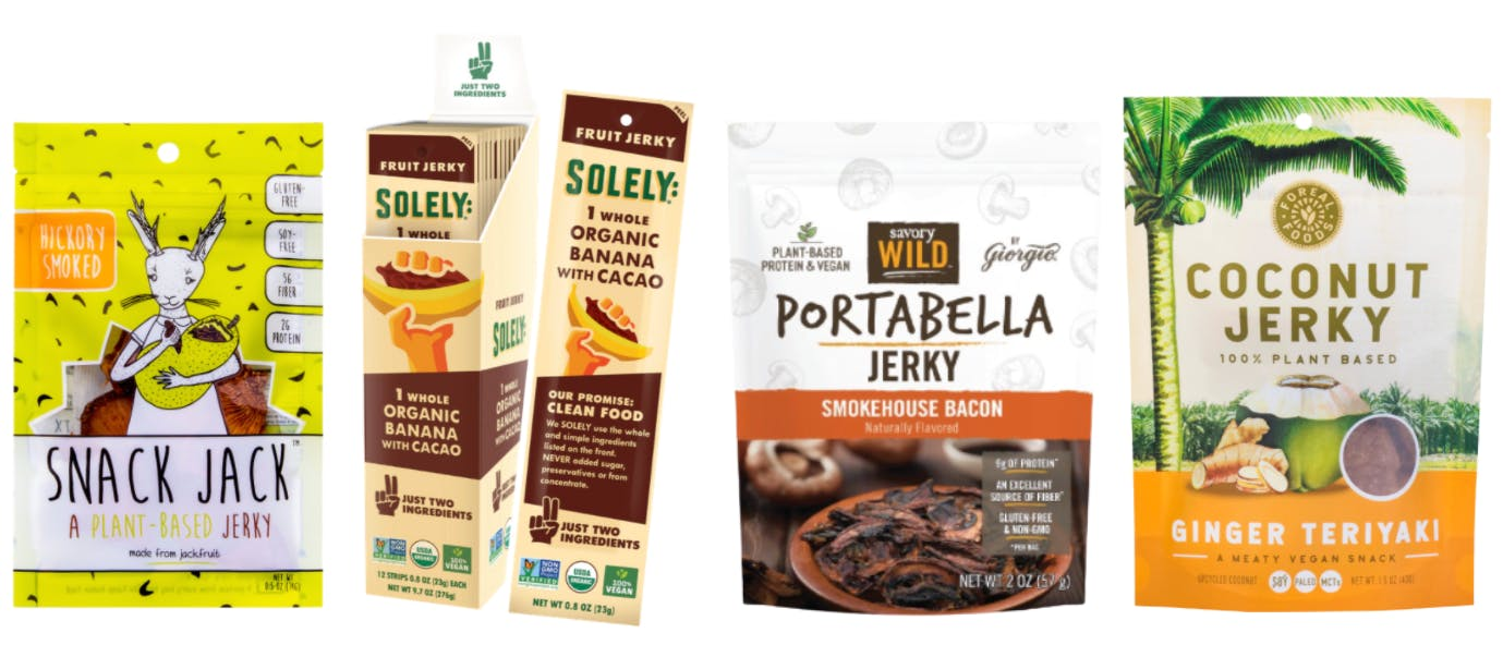 trending fruit and veggie jerky