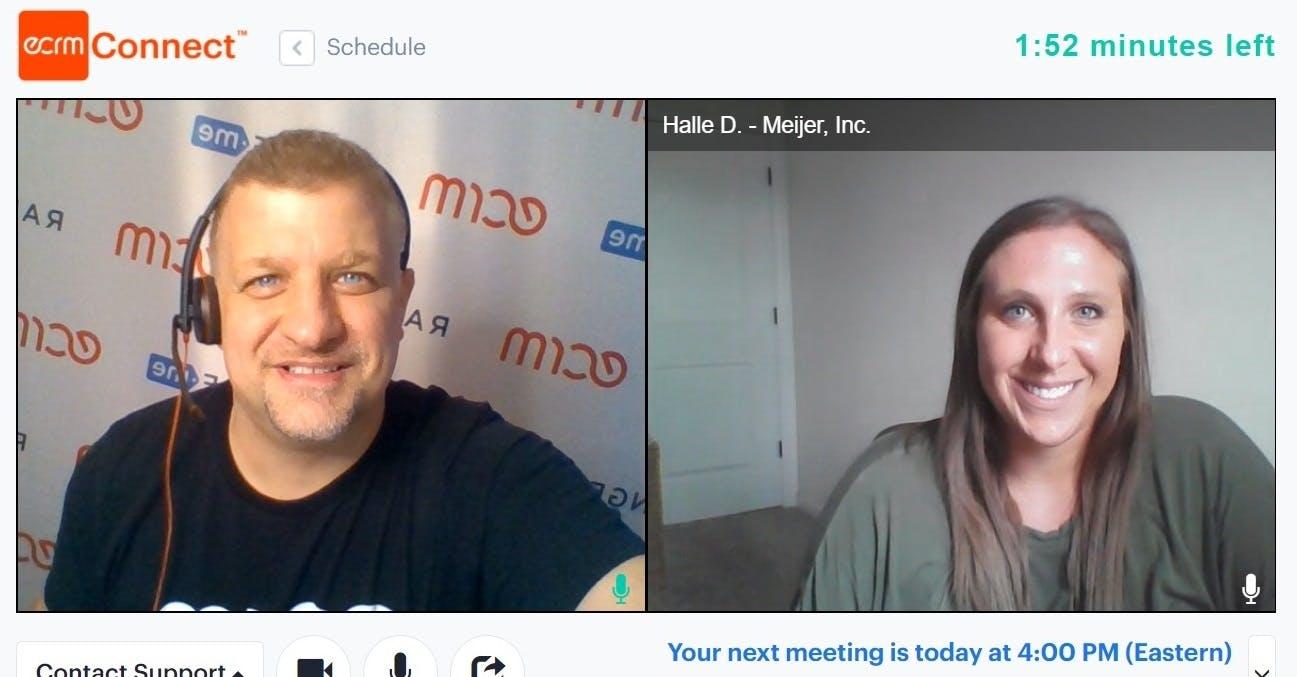 Meijer Inc. & ECRM Virtual Meeting