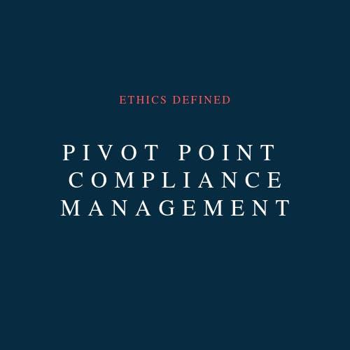 Pivot Point Compliance Management
